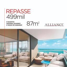 Repasse - Blue Beach Residence 3 quartos