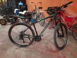 Bike Aro 29, Quadro Venzo 19 pra vender Hoje Promoção