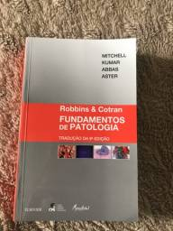 Título do anúncio: Livro fundamentos de patologia