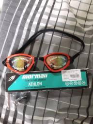 Óculos natação Mormai Athlon águas abertas(semi-novo)