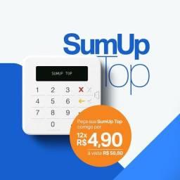 Máquininha de cartão SumUp