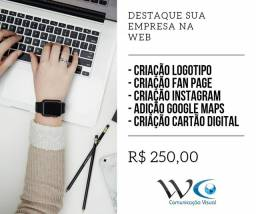 Destaque sua Empresa na Web