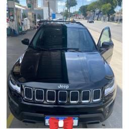Jeep Compass DIESEL 2019 , só 20 mil km, 4x4