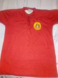 Camisa bombeiro civil
