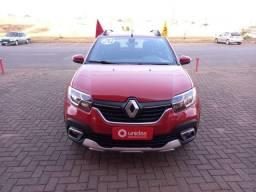 Título do anúncio: Renault Sandero 1.6 16v Sce Flex Stepway Iconic X-Tronic