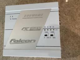 Módulo Amplificador Som Automotivo - Falcon 350 WRMS 4 Canais