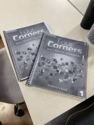 Livro de Inglês Four Cornes