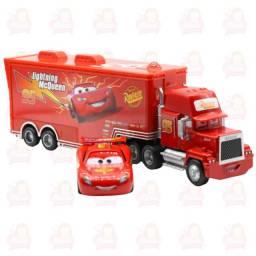 Título do anúncio: Caminhão com carrinho Mcqueen pronta entrega