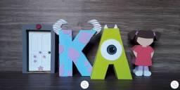 Título do anúncio: Letras e formas 3D decorativas