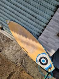 Prancha de surf madeira Powerlight