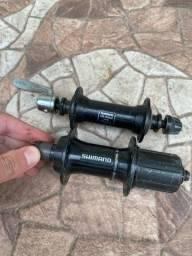 Cubo Shimano HB-RM40