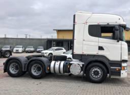 Caminhão Scania R440 18/6X4 Á Venda