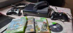 Título do anúncio: Xbox 360 slim