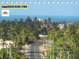 Invista e ligue -Loteamento Condomínio Fechado em Caponga !!!!