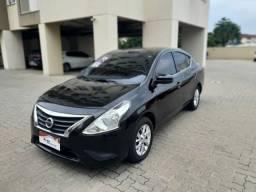 Nissan-Versa SV Automatico com gnv