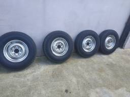 Título do anúncio: Rodas Originais Chevrolet C10/Veraneio