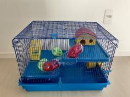 Gaiola para Hamster 2 Andares