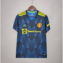 Título do anúncio: Camisa do Manchester United (21/22)