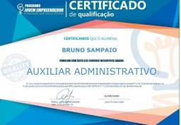 Curso online Auxiliar Administrativo (Com certificado incluso)