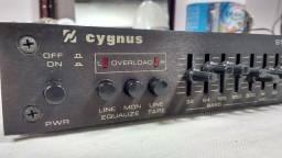 equalizador cygnus