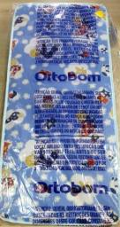 Título do anúncio: Colchão para berço Ortobom! Nunca tirado do plástico.