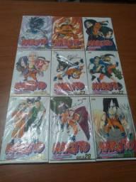 Naruto Gold vol. 1 a 27 - Panini Mangás
