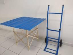 Título do anúncio: Carrinho com mesa tabuleiro