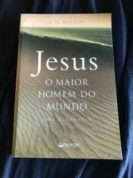 Jesus. O Maior Homem do Mundo (N. A. Wilson)
