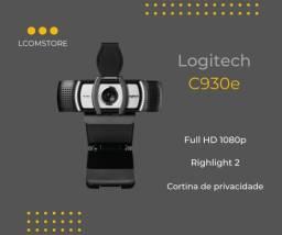 Câmera webcam Full H Logitech C930e