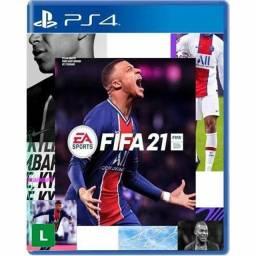 Vendo Fifa 21de ps4