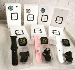 Relógio Inteligente Smartwhatch recebe e faz ligações/coloca foto na tela