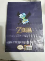 Livro The Legend of Zelda Minish Cap. Phatom Hourglass (Português) - Lacrado