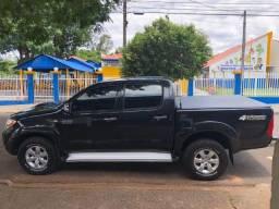 Hilux SRV, aut - 2008 - R$82.900,00