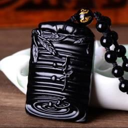 Colar de Obsidiana