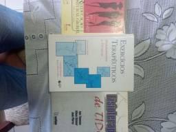 Livros de acadêmico de Fisioterapia