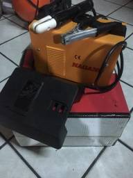 Máquina de solda e Martelete Hitachi