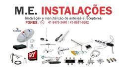 Instalador de Antenas em Geral