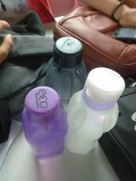 Vendo estas garrafas Tupperware 500 ml