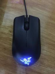 Teclado e mouse razer