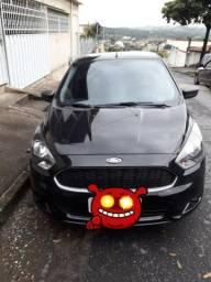Oportunidade ford ka hatch 2015 1.0 3 cilindros - 2015