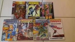 Hqs Superaventuras Marvel 1996 163 A 173 Formatinho