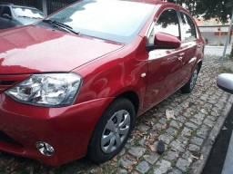 Toyota etios sedan xs 1.5 2016 - 2016