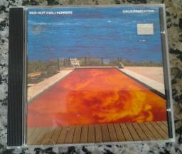 Cd original red hot chili peppers - californication