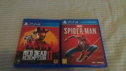Red Dead Redemption 2 / Spider Man