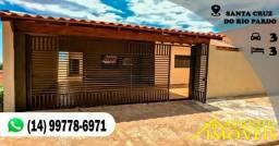 Casa em Santa Cruz do Rio Pardo - Santana 3
