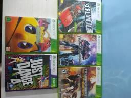 Jogos para Xbox 360 R$30,00 cada!