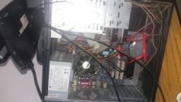 Computador Intel Celeron completo
