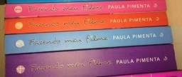 """Coleção de livros """"Fazendo o meu filme"""""""