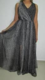 Vestido longo Botswana