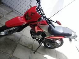 Vendo moto shineray 3500 emplacada. - 2013